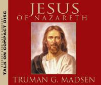 Cover image for Jesus of Nazareth