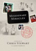 Cover image for Missionary miracles : stories and letters from the field