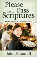 Cover image for Please pass the Scriptures