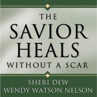 Cover image for The savior heals without a scar