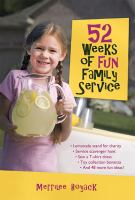 Cover image for 52 weeks of fun family service