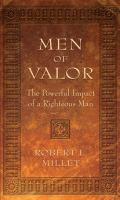 Cover image for Men of valor the powerful impact of a righteous man