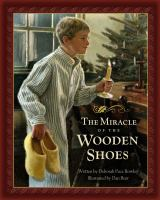 Cover image for The miracle of the wooden shoes