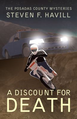 Imagen de portada para A discount for death. bk. 11 [large print] : Posadas County mystery series