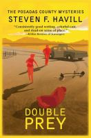 Cover image for Double prey. bk. 17 : a Posadas County mystery series