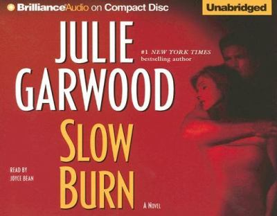 Cover image for Slow burn. bk. 5 Buchanan series