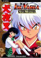 Cover image for InuYasha. Vol. 02 ani-manga