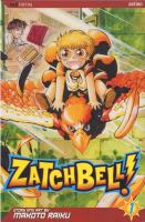Cover image for Zatch Bell! Vol. 01 [graphic novel]