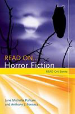 Cover image for Read on : horror fiction
