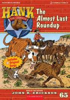 Cover image for The almost last roundup. bk. 65 [sound recording CD]