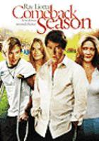 Cover image for Comeback season