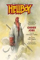 Cover image for Hellboy : Odder jobs