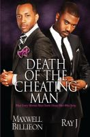 Cover image for Death of the cheating man : what every woman must know about men who stray