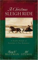 Cover image for A Christmas sleigh ride