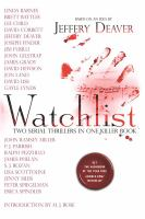 Cover image for Watchlist : a serial thriller