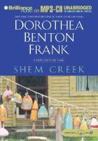 Imagen de portada para Shem Creek. bk. 4 Lowcountry tales