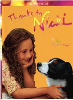 Cover image for Thanks to Nicki
