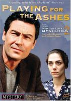 Cover image for The Inspector Lynley mysteries. Season 2, Disc 1 Playing for the ashes