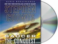 Cover image for The conquest. bk. 2 Saucer series