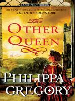 Cover image for The other queen. bk. 15 Plantagenet and Tudor series
