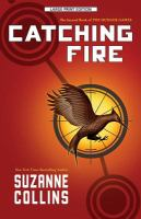 Cover image for Catching fire. bk. 2 [large print] : Hunger Games series