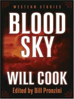 Cover image for Blood sky : western stories
