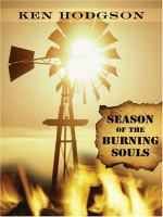 Cover image for Season of the burning souls