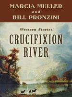 Cover image for Crucifixion River : western stories