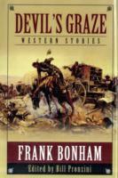 Imagen de portada para Devil's graze : western stories