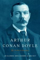 Cover image for Arthur Conan Doyle : a life in letters