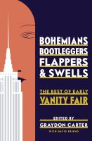 Cover image for Bohemians, bootleggers, flappers, and swells : the best of early Vanity fair