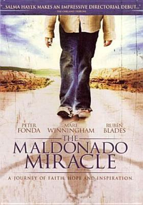 Cover image for The maldonado miracle [videorecording DVD]