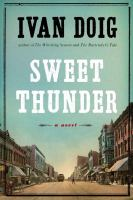 Cover image for Sweet thunder