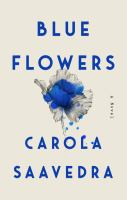 Cover image for Blue flowers