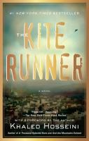 Cover image for The kite runner [large print]