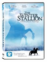 Cover image for The winter stallion a story of love and hope