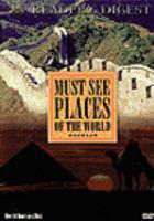 Imagen de portada para Must see places of the world