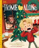 Cover image for Home alone : the classic illustrated storybook