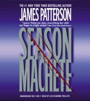 Cover image for Season of the machete