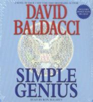 Cover image for Simple genius. bk. 3 Sean King and Michelle Maxwell series