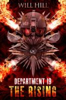 Cover image for The rising. bk. 2 : Department 19 series