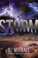 Imagen de portada para Storm. bk. 2 : SYLO chronicles series