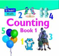 Cover image for Counting. Book 1