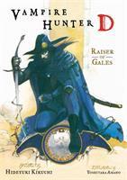 Cover image for Vampire hunter D. Vol. 2 : Raiser of gales