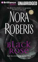 Imagen de portada para Black rose. bk. 2 In the garden series