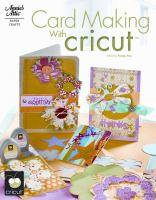 Cover image for Card making with Cricut