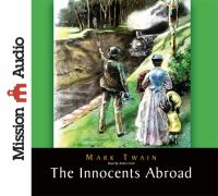 Cover image for The innocents abroad