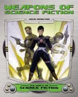 Cover image for Weapons of science fiction
