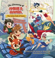 Cover image for The discovery of anime & manga