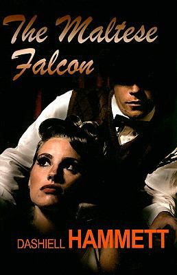 Cover image for The Maltese falcon [large print]